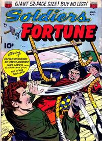 Cover Thumbnail for Soldiers of Fortune (American Comics Group, 1951 series) #1