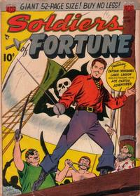Cover for Soldiers of Fortune (American Comics Group, 1951 series) #2