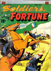Cover Thumbnail for Soldiers of Fortune (American Comics Group, 1951 series) #4