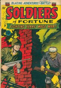 Cover Thumbnail for Soldiers of Fortune (American Comics Group, 1951 series) #12