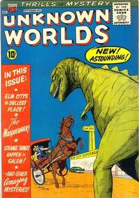 Cover Thumbnail for Unknown Worlds (American Comics Group, 1960 series) #2