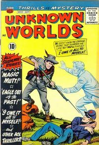 Cover Thumbnail for Unknown Worlds (American Comics Group, 1960 series) #10