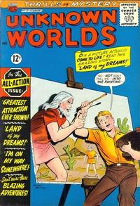 Cover Thumbnail for Unknown Worlds (American Comics Group, 1960 series) #13