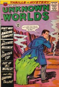 Cover Thumbnail for Unknown Worlds (American Comics Group, 1960 series) #14