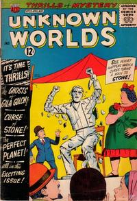 Cover Thumbnail for Unknown Worlds (American Comics Group, 1960 series) #23