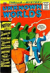 Cover Thumbnail for Unknown Worlds (American Comics Group, 1960 series) #26