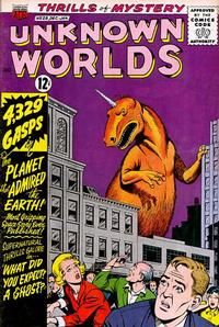 Cover Thumbnail for Unknown Worlds (American Comics Group, 1960 series) #28