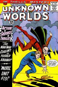 Cover Thumbnail for Unknown Worlds (American Comics Group, 1960 series) #30