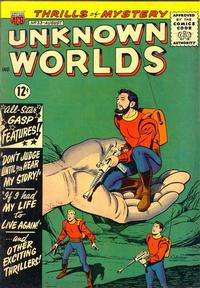 Cover Thumbnail for Unknown Worlds (American Comics Group, 1960 series) #33
