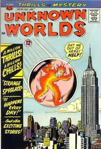 Cover Thumbnail for Unknown Worlds (American Comics Group, 1960 series) #44