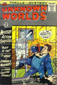 Cover Thumbnail for Unknown Worlds (American Comics Group, 1960 series) #48