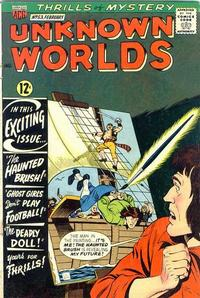 Cover Thumbnail for Unknown Worlds (American Comics Group, 1960 series) #53