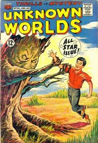 Cover Thumbnail for Unknown Worlds (American Comics Group, 1960 series) #56