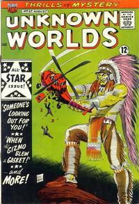 Cover Thumbnail for Unknown Worlds (American Comics Group, 1960 series) #57
