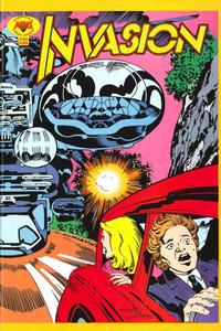 Cover Thumbnail for Invasion (Avalon Communications, 1997 series) #1