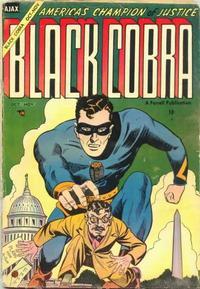 Cover Thumbnail for Black Cobra (Farrell, 1954 series) #1