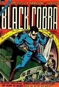 Cover Thumbnail for Black Cobra (Farrell, 1954 series) #6 [2]