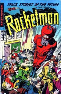 Cover Thumbnail for Rocketman (Farrell, 1952 series) #1