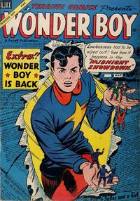 Cover Thumbnail for Terrific Comics (Farrell, 1955 series) #16