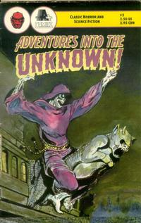 Cover Thumbnail for Adventures into the Unknown (A-Plus Comics, 1990 series) #3