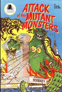 Cover Thumbnail for Attack of the Mutant Monsters (A-Plus Comics, 1991 series) #1