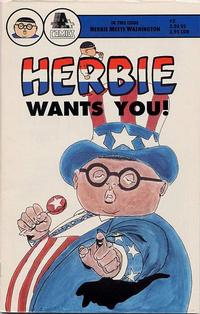 Cover Thumbnail for Herbie (A-Plus Comics, 1990 series) #2