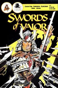 Cover Thumbnail for Swords of Valor (A-Plus Comics, 1990 series) #3