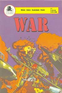 Cover Thumbnail for War (A-Plus Comics, 1991 series) #1