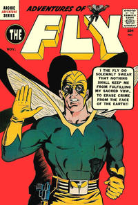 Cover Thumbnail for The Fly [Adventures of The Fly] (Archie, 1959 series) #3