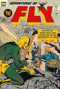 Cover Thumbnail for The Fly [Adventures of The Fly] (Archie, 1959 series) #4