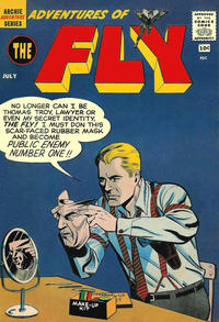 Cover Thumbnail for Adventures of The Fly (Archie, 1960 series) #7
