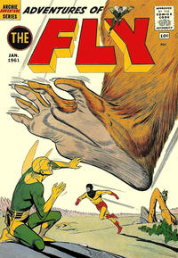 Cover for Adventures of The Fly (Archie, 1960 series) #10