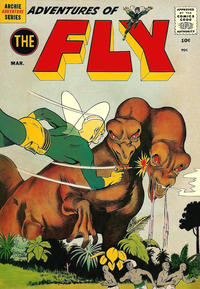 Cover Thumbnail for Adventures of The Fly (Archie, 1960 series) #11