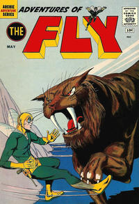 Cover Thumbnail for Adventures of The Fly (Archie, 1960 series) #12