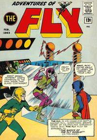 Cover Thumbnail for Adventures of The Fly (Archie, 1960 series) #24