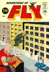 Cover Thumbnail for Adventures of The Fly (Archie, 1960 series) #26