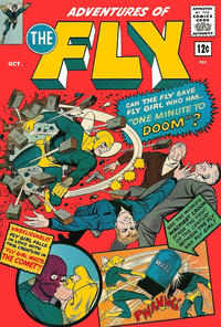 Cover Thumbnail for Adventures of The Fly (Archie, 1960 series) #30