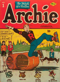 Cover Thumbnail for Archie Comics (Archie, 1942 series) #1
