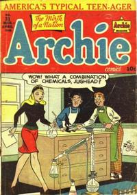 Cover Thumbnail for Archie Comics (Archie, 1942 series) #31