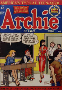 Cover Thumbnail for Archie Comics (Archie, 1942 series) #46