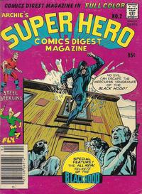 Cover Thumbnail for Archie's Super Hero Comics Digest Magazine (Archie, 1979 series) #2
