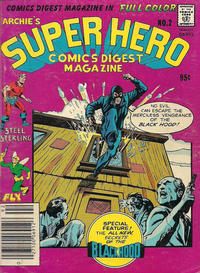 Cover Thumbnail for Archie's Super Hero Comics Digest Magazine (Archie, 1979 series) #2