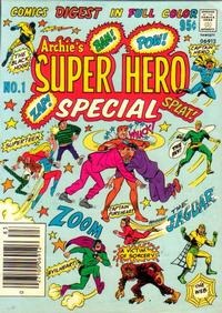 Cover Thumbnail for Archie's Super Hero Special (Archie, 1978 series) #1