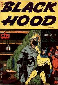 Cover Thumbnail for Black Hood Comics (Archie, 1943 series) #10