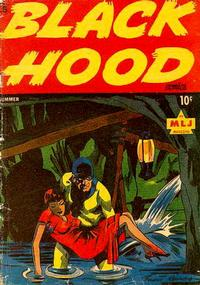 Cover Thumbnail for Black Hood Comics (Archie, 1943 series) #15