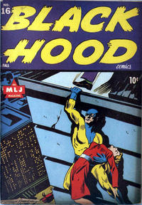 Cover Thumbnail for Black Hood Comics (Archie, 1943 series) #16