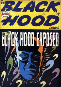 Cover Thumbnail for Black Hood Comics (Archie, 1943 series) #19