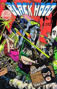 Cover Thumbnail for The Black Hood (Archie, 1983 series) #1