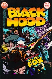 Cover Thumbnail for The Black Hood (Archie, 1983 series) #2