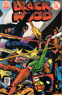 Cover Thumbnail for The Black Hood (Archie, 1983 series) #3